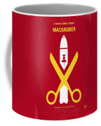 No317 My Macgruber Minimal Movie Poster Coffee Mug