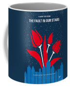 No340 My The Fault In Our Stars Minimal Movie Poster Coffee Mug