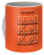 No387 My West Side Story Minimal Movie Poster Coffee Mug
