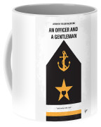 No388 My An Officer And A Gentleman Minimal Movie Poster Coffee Mug