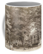 No.3933.f8 View Of The Stables On Lord Coffee Mug