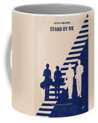 No429 My Stand By Me Minimal Movie Poster Coffee Mug