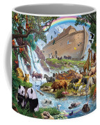 Noahs Ark - The Homecoming Coffee Mug by Steve Crisp