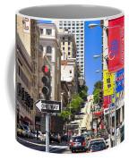 Nob Hill - San Francisco Coffee Mug