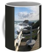 The Nobbies Outlook - Great Ocean Road, Australia Coffee Mug