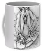 No Body Coffee Mug