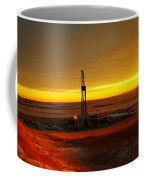 Nomac Drilling Keene North Dakota Coffee Mug