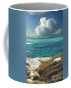 Nonsuch Bay Antigua Coffee Mug by John Edwards