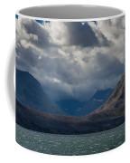 Noontide At St. Mary Lake Coffee Mug