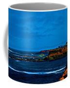 Nor Cal Seascape Coffee Mug