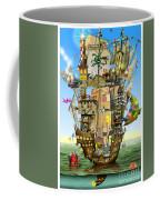 Norah's Ark Coffee Mug by Colin Thompson