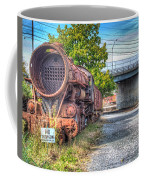 Norfolk And Western Class M2c  No 1151 Coffee Mug