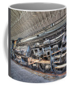 Norfolk And Western Locomotive 1218 Coffee Mug