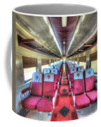 Norfolk And Western Passenger Coach Coffee Mug