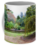 Norfolk Botanical Gardens Canal Coffee Mug