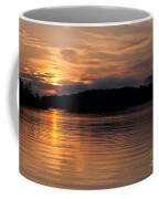 Norris Lake Sunrise Coffee Mug