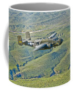 North American B-25g Mitchell Bomber Coffee Mug