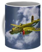 North American B-25j Coffee Mug
