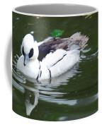 North American Male Smew Coffee Mug