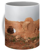 North And South Window Arches Np Coffee Mug