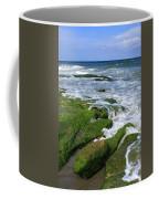 North Carolina Coastal Rocks Coffee Mug