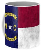 North Carolina Flag Coffee Mug by World Art Prints And Designs