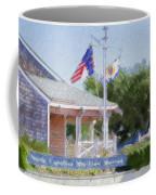 North Carolina Maritime Museums Coffee Mug