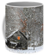 North Carolina Quilt Barn Coffee Mug