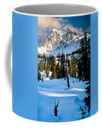 North Cascades Winter Coffee Mug