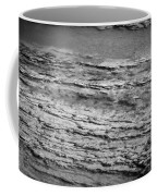North Fork Of The Flathead River Montana Bw Coffee Mug