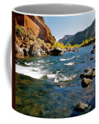North Fork Of The Shoshone River Coffee Mug