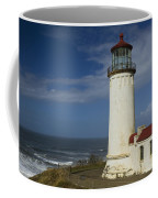 North Head Lighthouse 1 D Coffee Mug