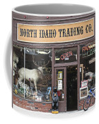 North Idaho Trading Company Coffee Mug