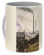 North Kent Landscape  Nr Northfleet Gravesend Coffee Mug