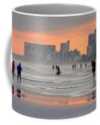 North Myrtle Beach At Sunset Coffee Mug