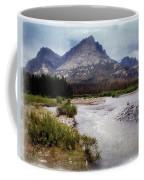 North Of Dubois Coffee Mug