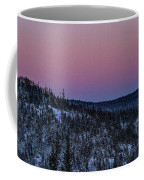 North Of Superior Coffee Mug