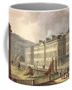 North Parade, From Bath Illustrated Coffee Mug