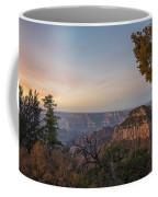 North Rim Sunrise 1 - Grand Canyon National Park - Arizona Coffee Mug