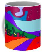North Saanich Field And Inlet Coffee Mug