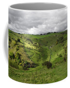 North West - Along Cressbrook Dale Coffee Mug