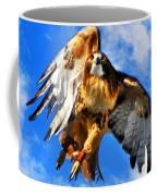 North Wind Coffee Mug by Christina Rollo