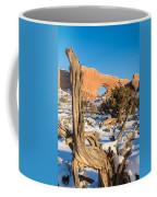 North Window Arch Coffee Mug