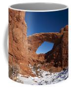 North Window Arches National Park Utah Coffee Mug