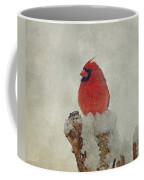 Northern Cardinal Coffee Mug by Sandy Keeton