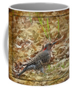 Northern Flicker Woodpecker Coffee Mug