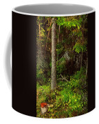 Northern Forest 1 Coffee Mug
