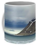 Northern Island In Svalbard Coffee Mug