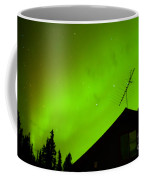 Northern Lights - Aurora Borealis - Substorm Coffee Mug
