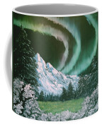 Northern Lights - Alaska Coffee Mug